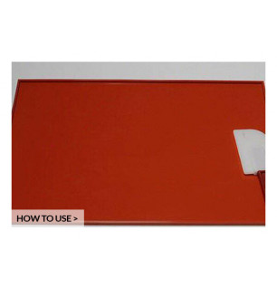 Backmatte Tapis Roulade 03